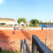 Quart de finale - double 23e Engie Open 2019